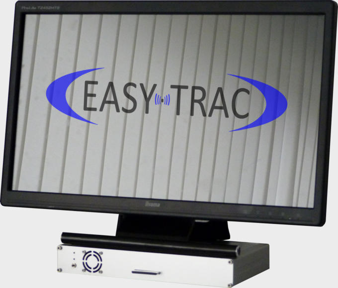 EasyTrac Monitor für Seniorenheime.