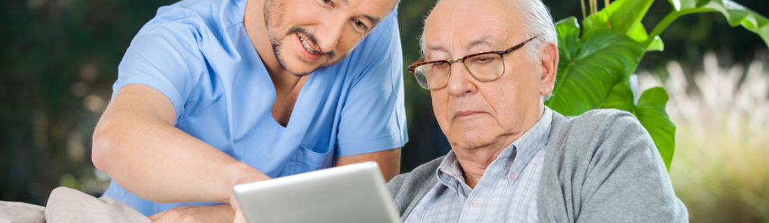 Digitalisierung im Gesundheitswesen und der Pflege