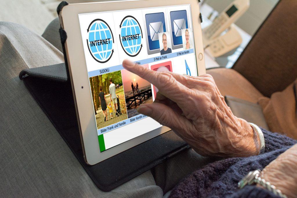 Kommunikationslösung EasyTrac Home